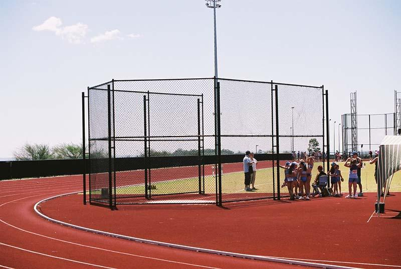 Chain Wire Fencing - Sports Venue