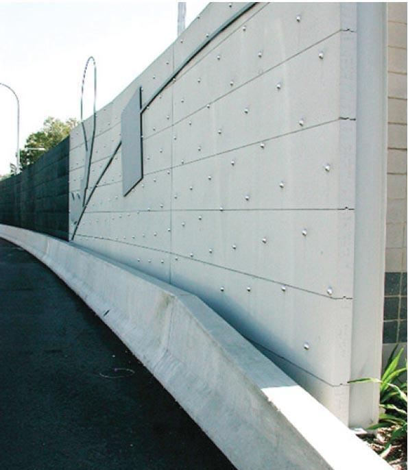 Hebel Block Acoustic Wall