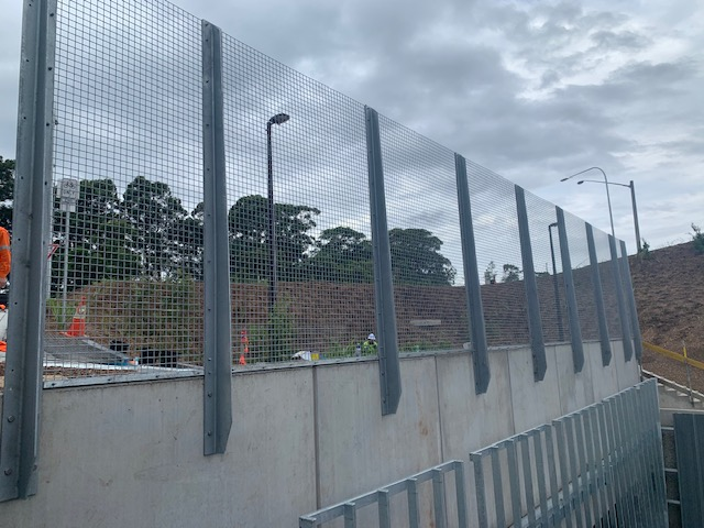 North Connex Anti Throw Protection Screen