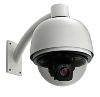 Dome Style Surveillance Camera