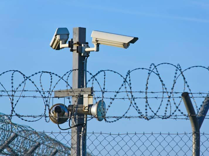 Surveillance systems colemans fencing
