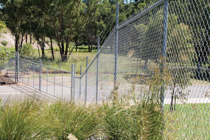 Chainwire Fencing and Gates