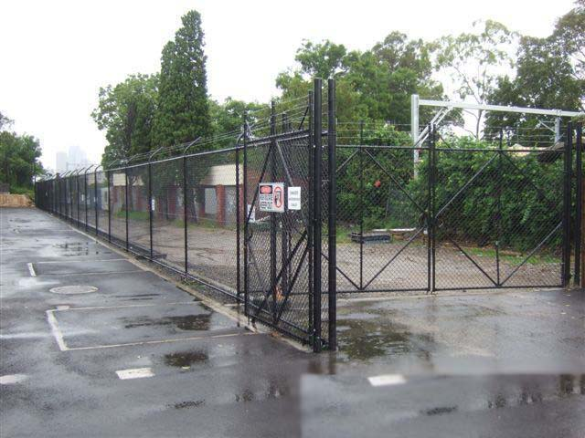 Chainwire Gates