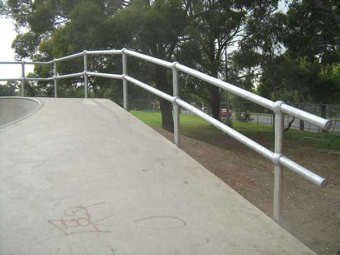 Handrail Fencing