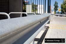 Galvanised Guard Rails